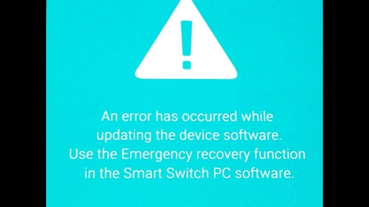 Restaurer une stock ROM Samsung avec TWRP