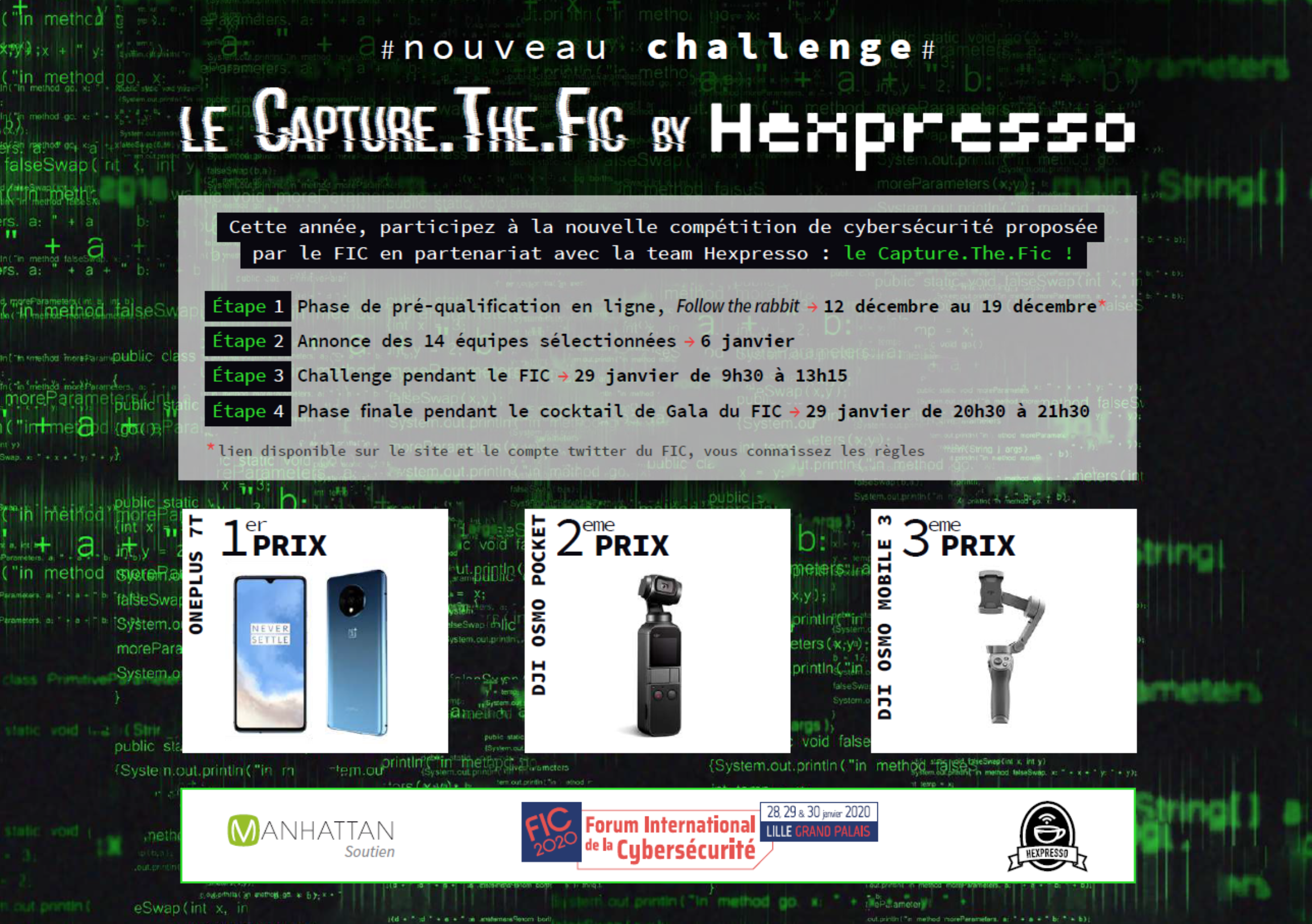 Hexpresso Capture.The.Fic CTF write-up